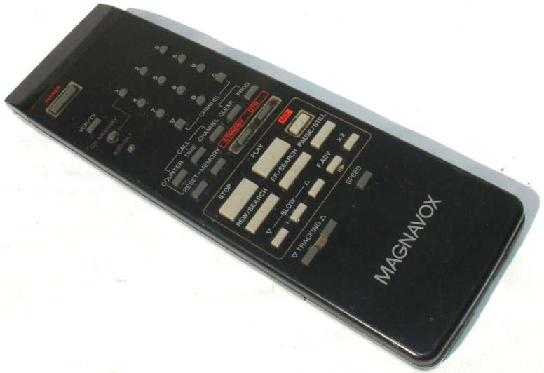 Magnavox Labeled VSQS0674 Remote