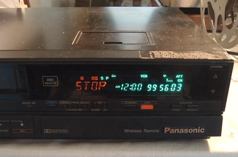 Panasonic Omnivision Vhs Vcr Model Pv 1461