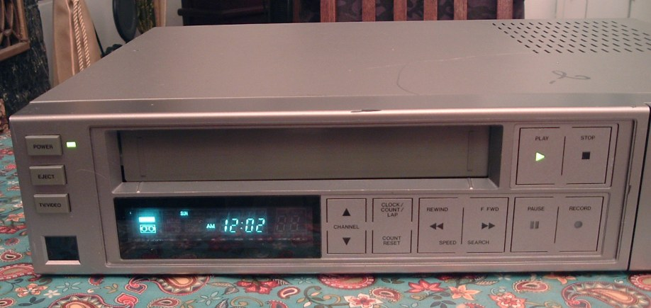 Zenith VHS VCR Model VRS50